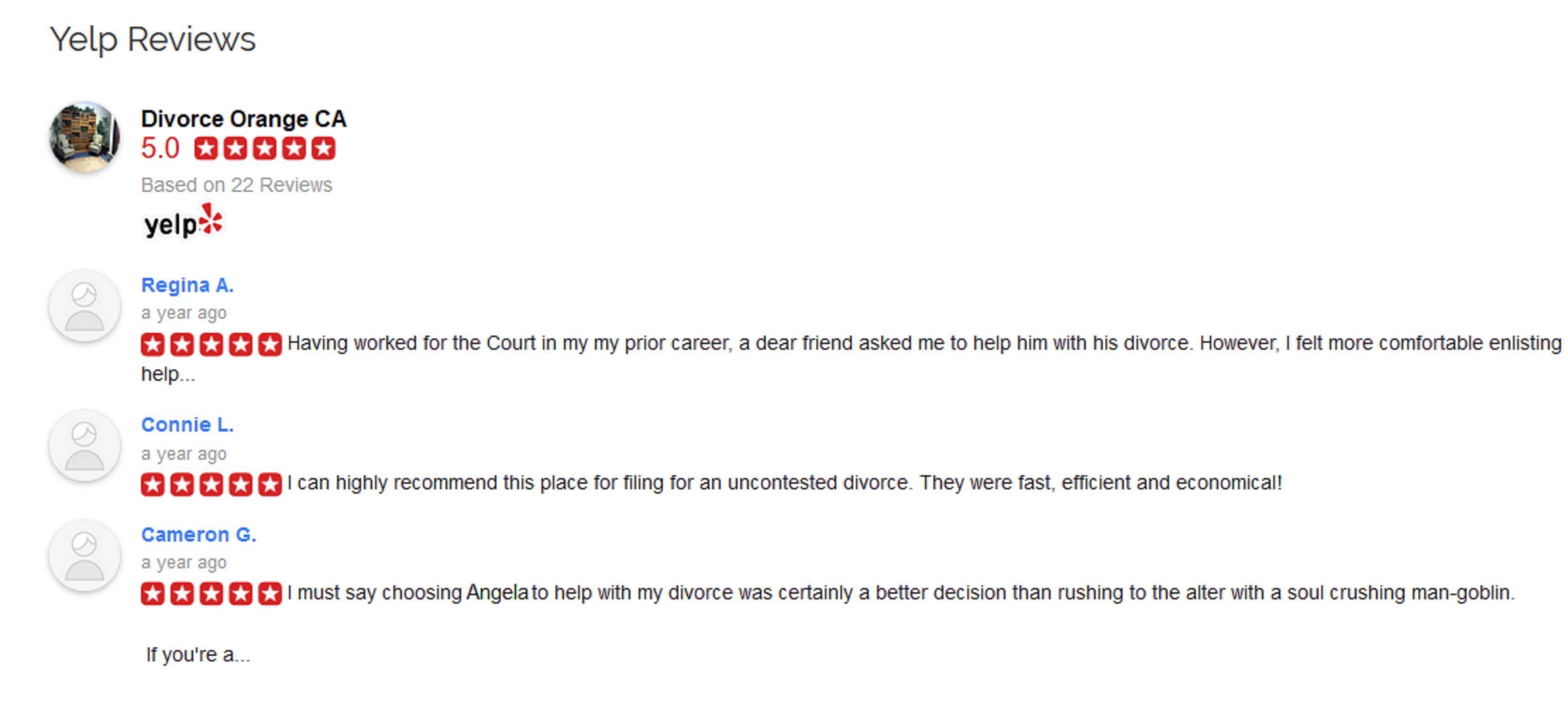 About Divorce Orange CA yelpreviewsorangeca